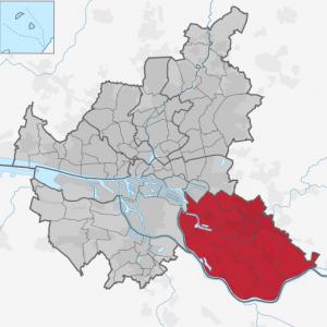 Hamburg Bezirk Bergedorf
