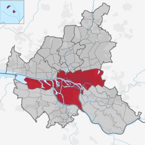 Bezirk Hamburg Mitte